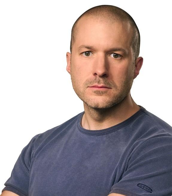 Jonathan Ive- Apple's Head of Design