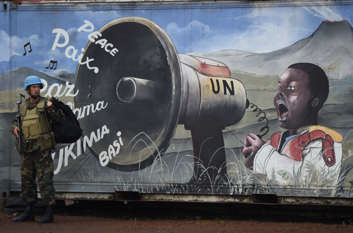 Peace in DRC