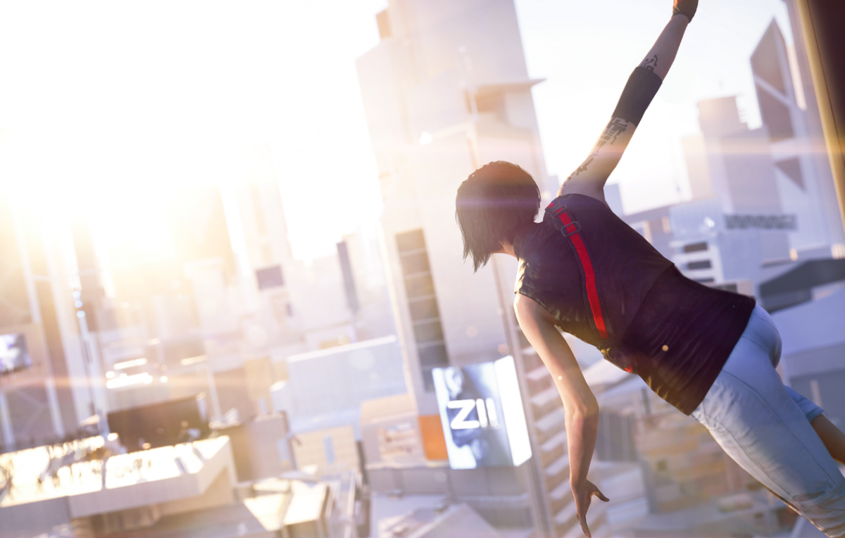 Mirror's Edge: Catalyst delay