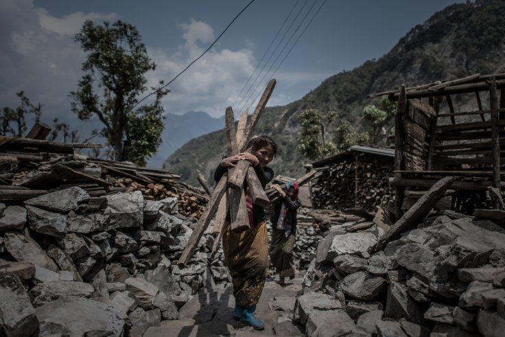 How Nepal\'s catastrophic earthquake swallowed the lives of impoverished women
