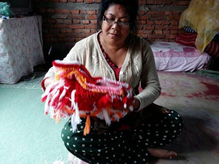 Nepal earthquake -  Rita Manandhar