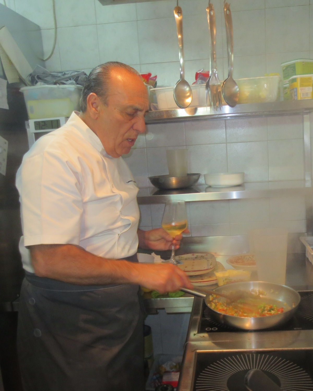 Food: Gennaro Contaldo on cooking the perfect carbonara and why pasta is good for you