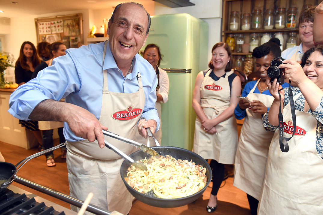 cooking pasta with gennaro contaldo