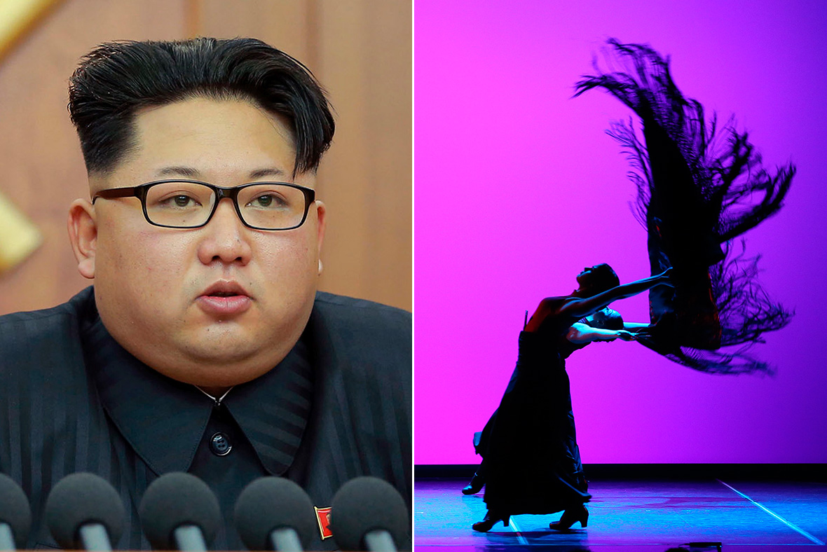 North Korea, Flamenco