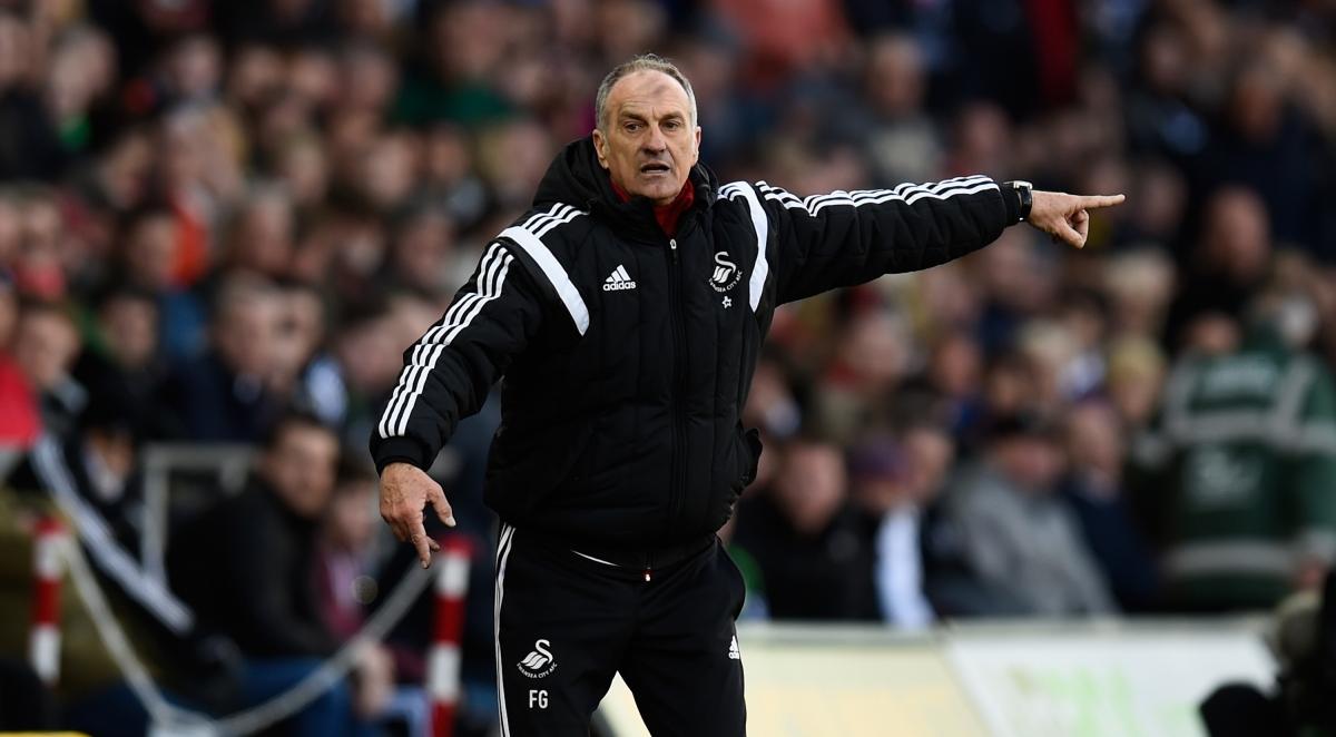 Francesco Guidolin is thrilled for Claudio Ranieri