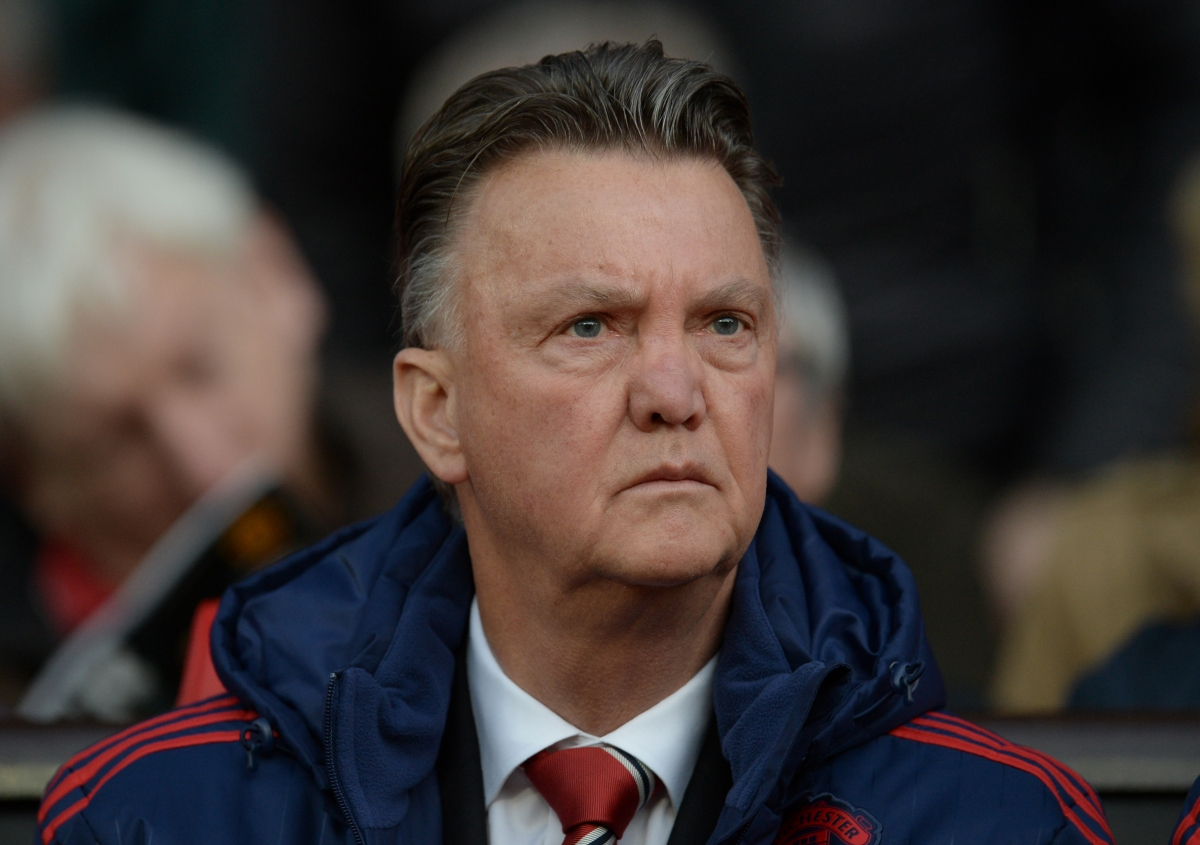 Louis van Gaal has welcomed Leicester's success