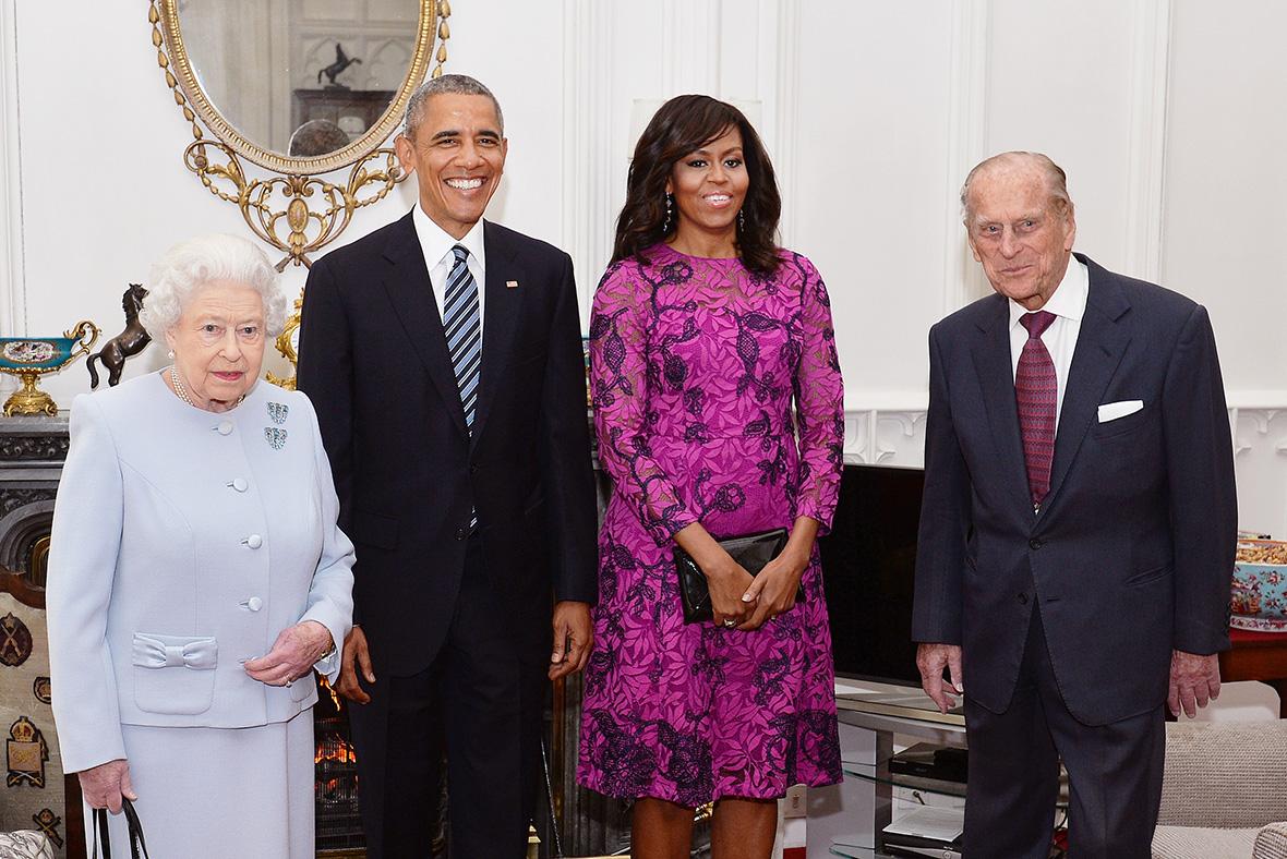 Barack Obama UK