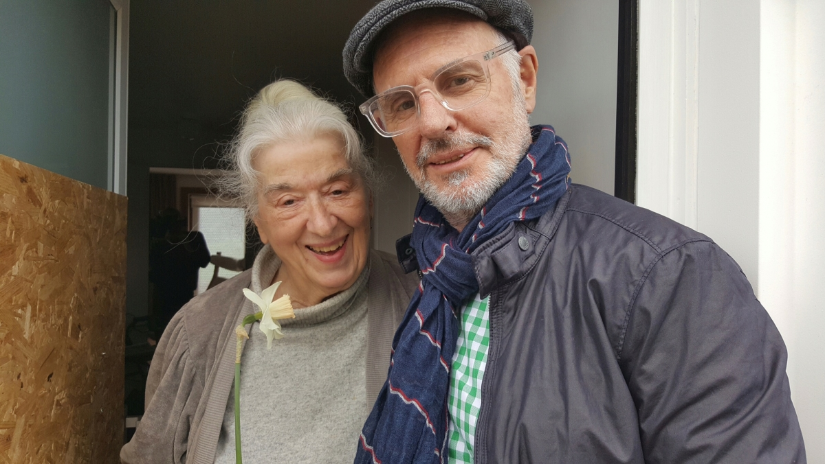 avril henry and Philip Nitschke