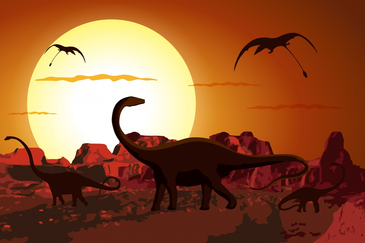 mystery exodus of dinosaurs from europe plotted by scientists