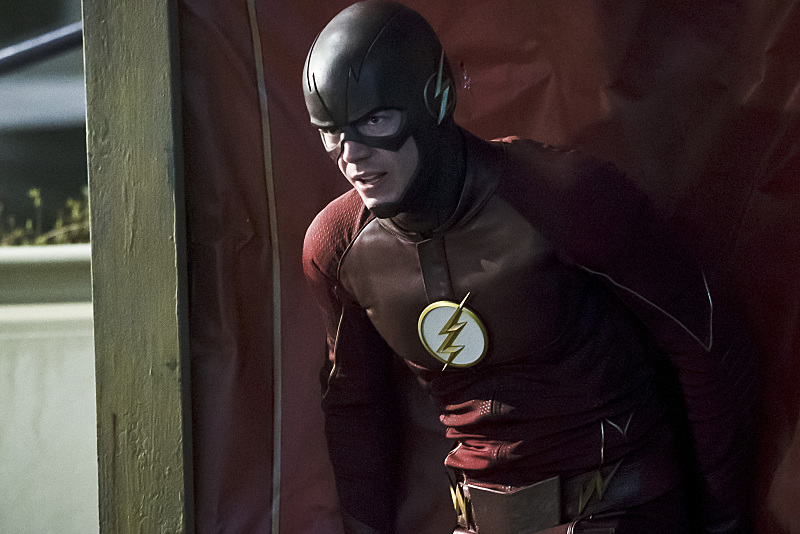 Flash Season 2 episode 19