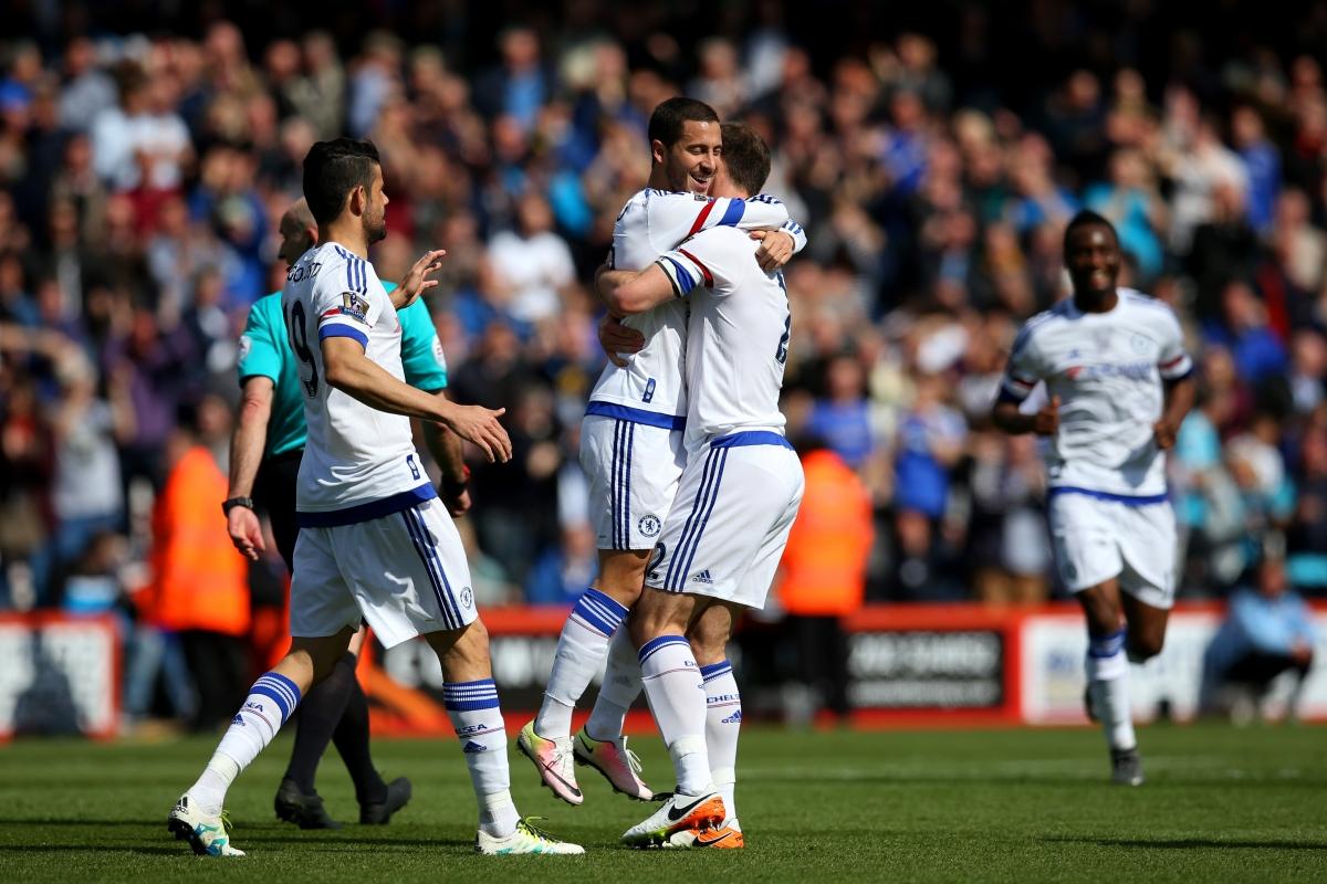 Eden Hazard ended his Premier League drought