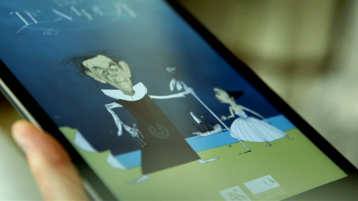 Ian McKellen unveils Heuristic Shakespeare iPad app