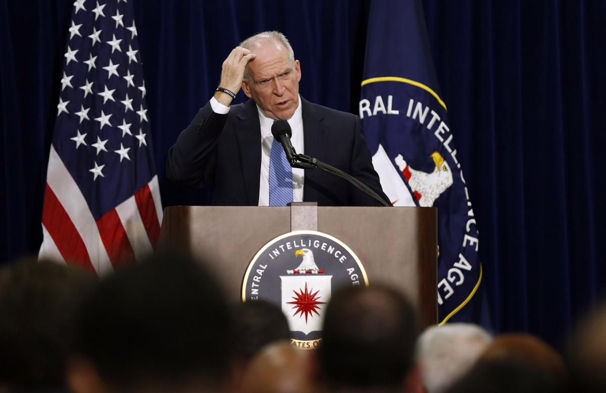 Central Intelligence Agency (CIA) John Brennan