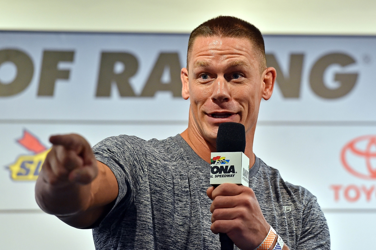 John Cena misses WWE terribly, tweets about Goldberg and Brock Lesnar fight at Survivor Series 2016