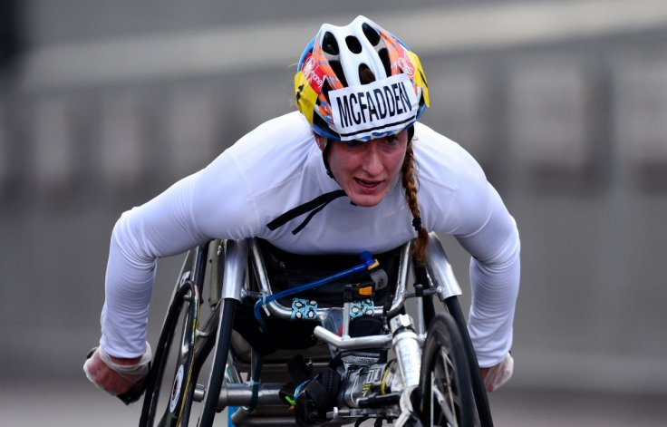 Tatyana McFadden races towards another title