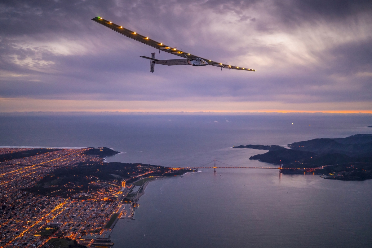 Solar Impulse 2 lands safely in Arizona