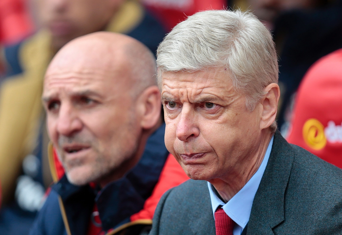 Arsene Wenger blasts Gunners critics for having a 'personal agenda'