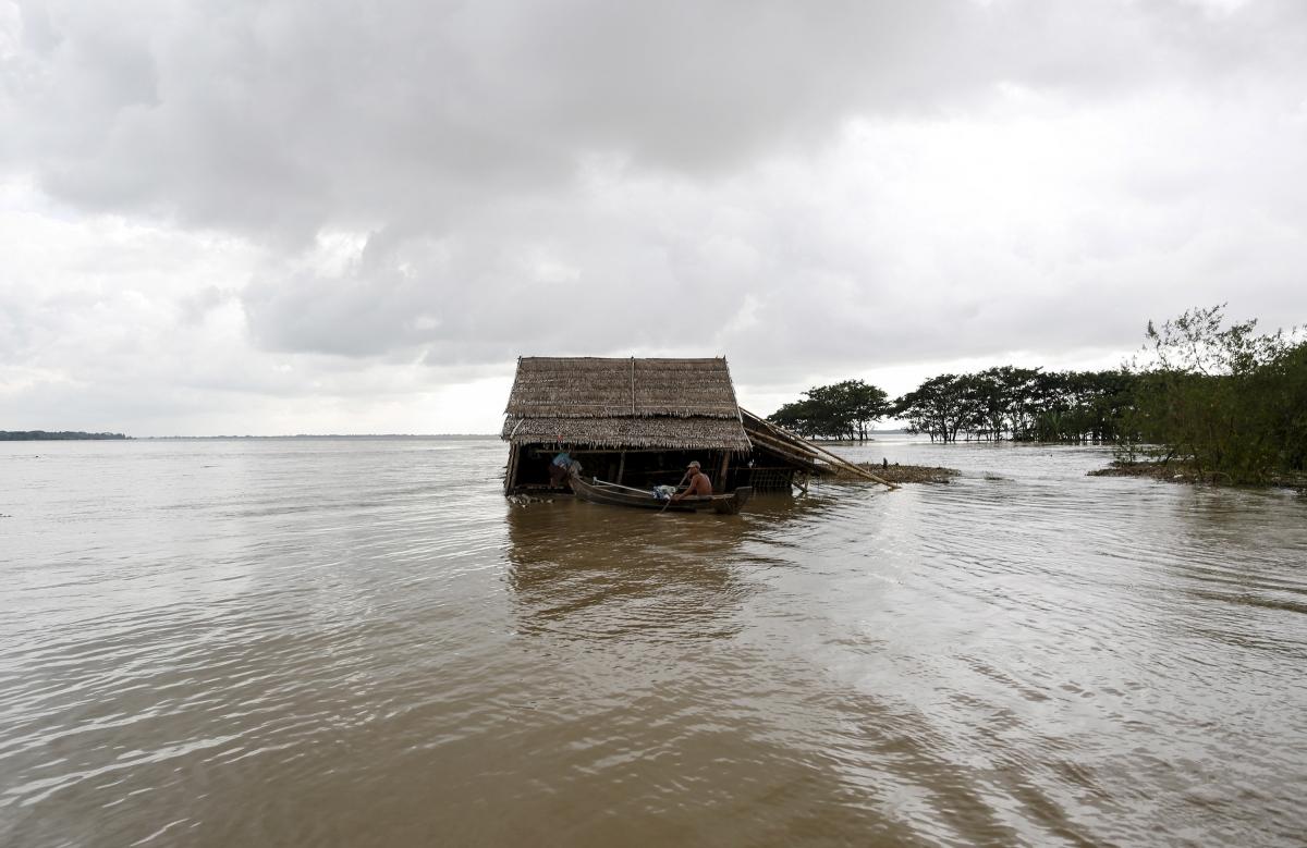 Zalun Township, Myanmar