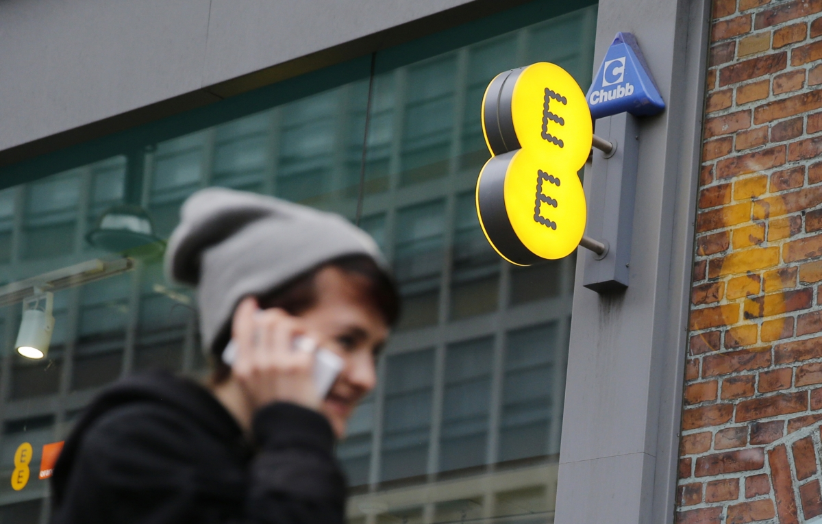 BT owned mobile operator EE pledges 4G access to 95% of UK by 2020