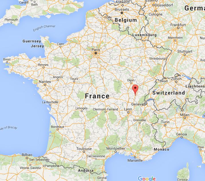 France google maps