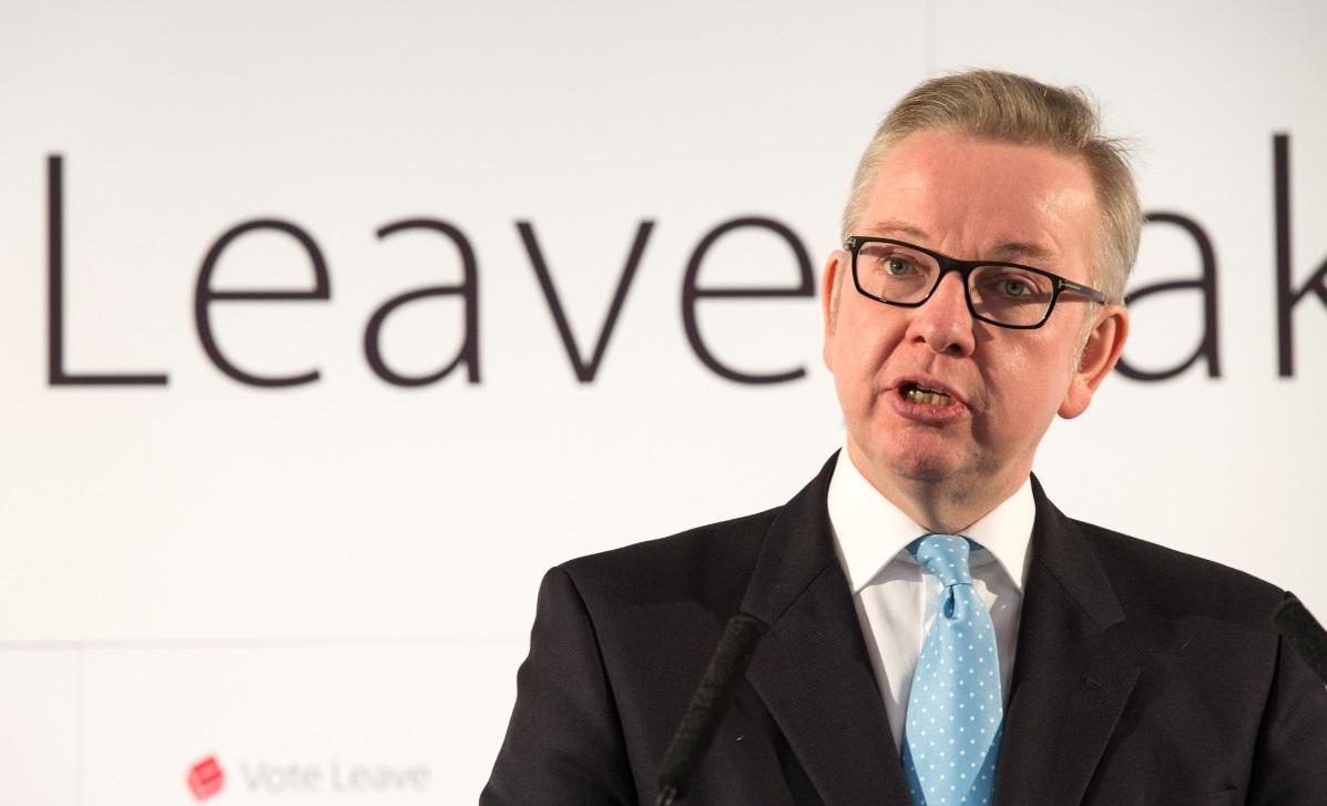 Michael Gove, Justice Secretary