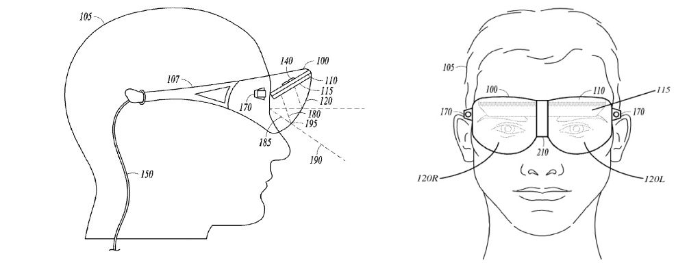 Lockheed Martin patent on VR military headset