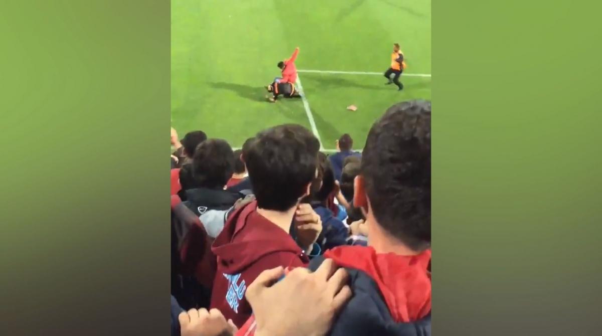 Trabzonspor v Fenerbache