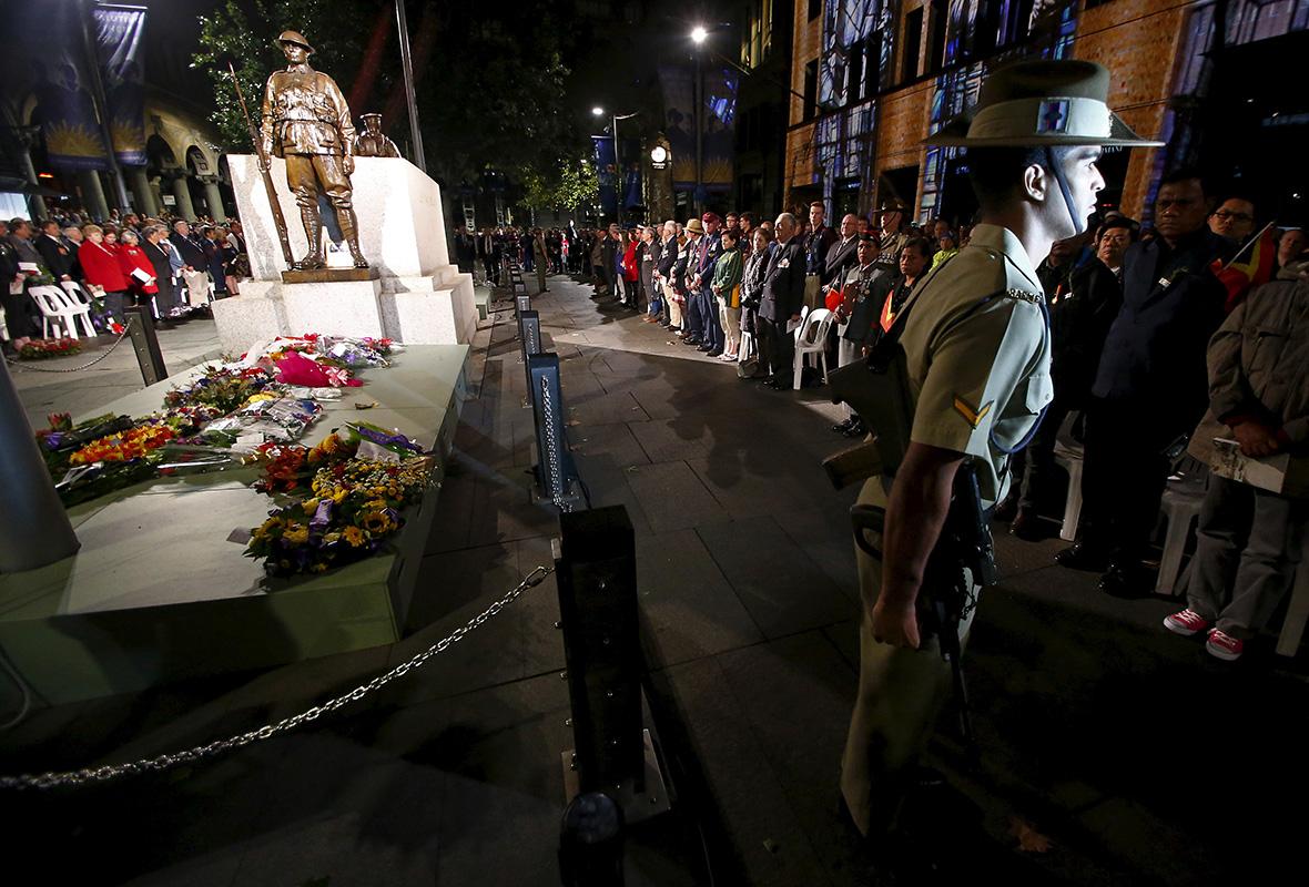 Sydney teenager pleads guilty to Anzac Day terror plot