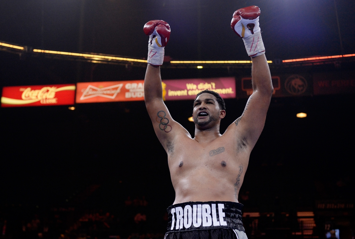 Dominic Breazeale is to fight Anthony Joshua