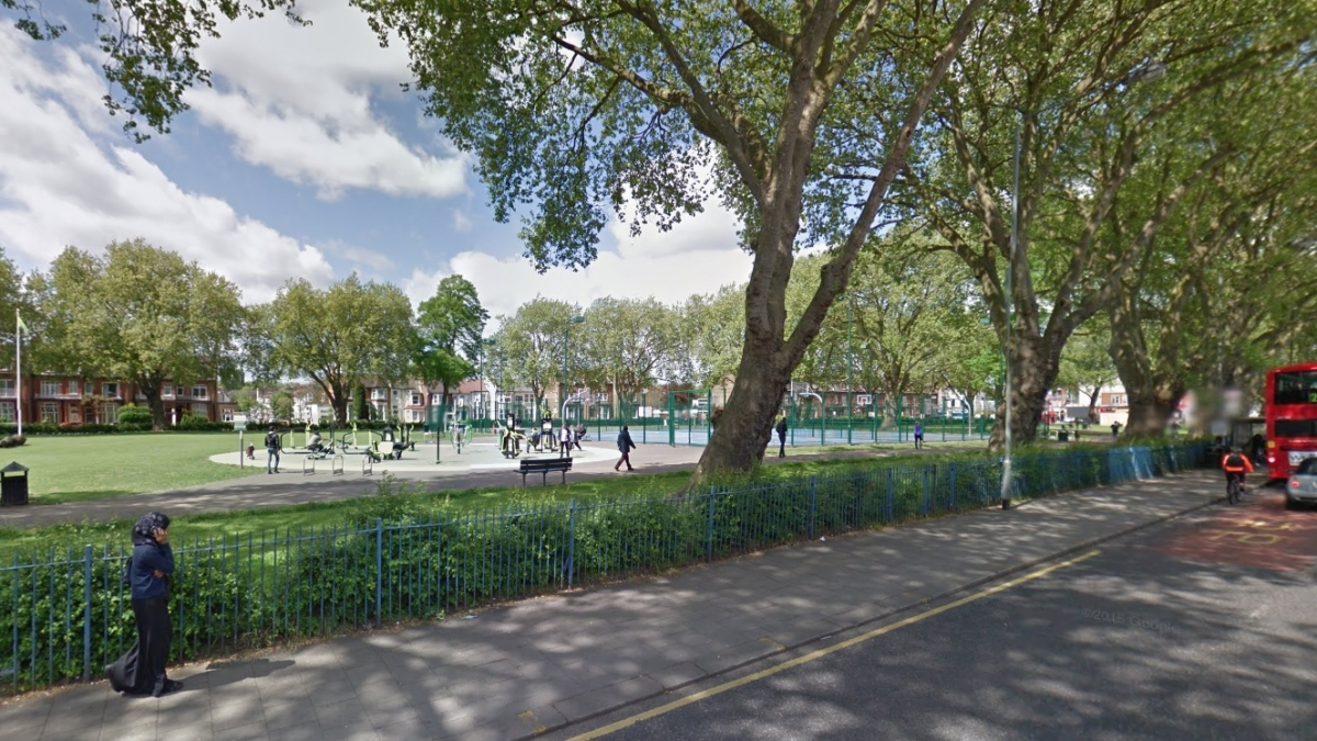 Ducketts Common Park