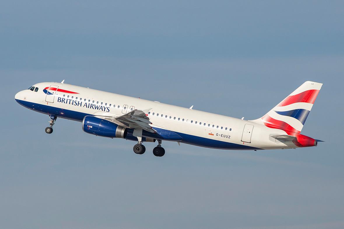 British Airways Airbus A320