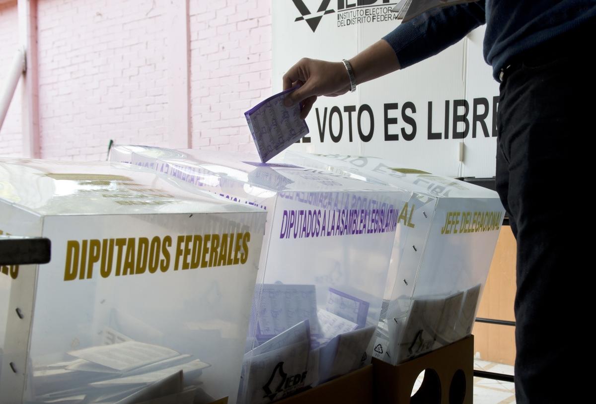 Mexico voter database leak