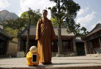 Robot monk Xian\'er