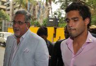 Vijay and Siddhart Mallya
