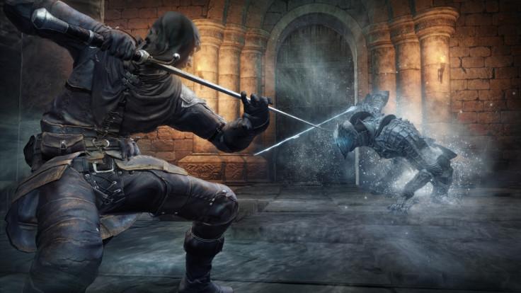 Dark Souls 3 duel