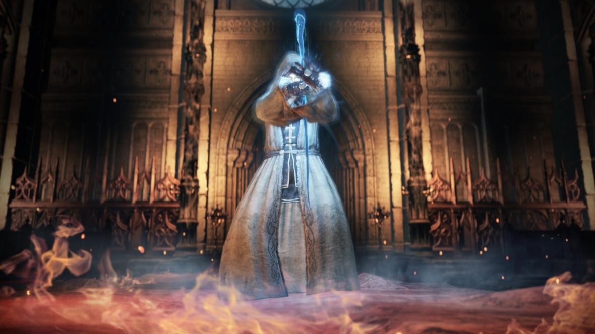 Dark Souls 3 miracles