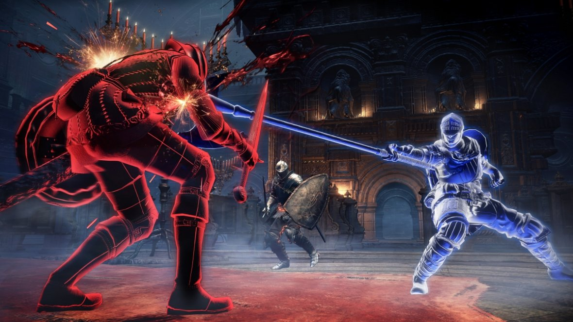 Dark Souls 3 online covenants
