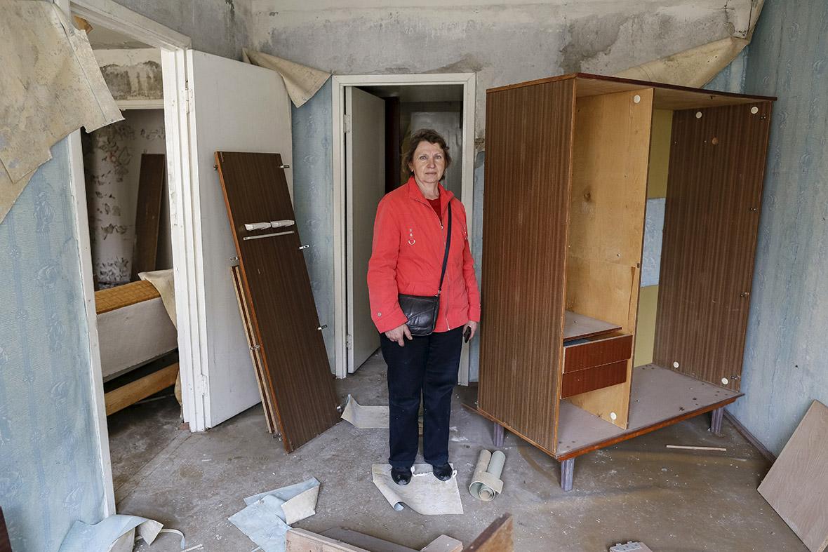 Chernobyl: return to Pripyat