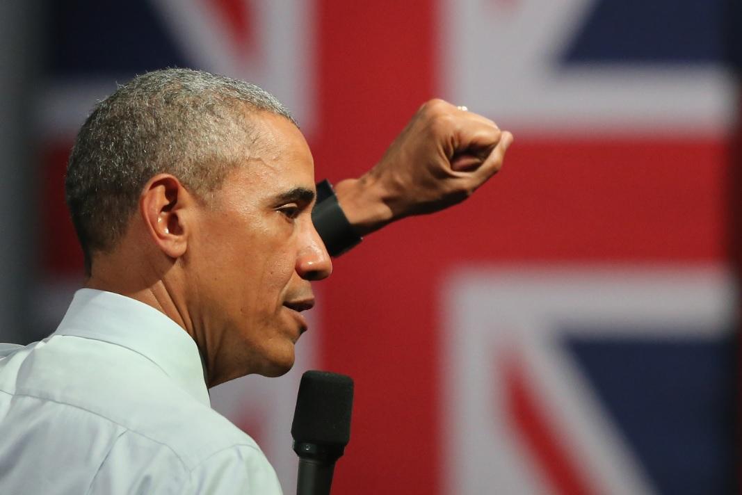 Barack Obama, US President