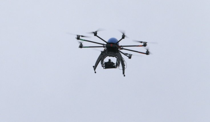 Bomb-sniffing drones: US scientists develop UAV nuclear
