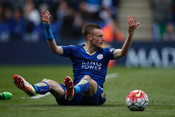 Jamie Vardy set to miss Leicester City's clash against ...