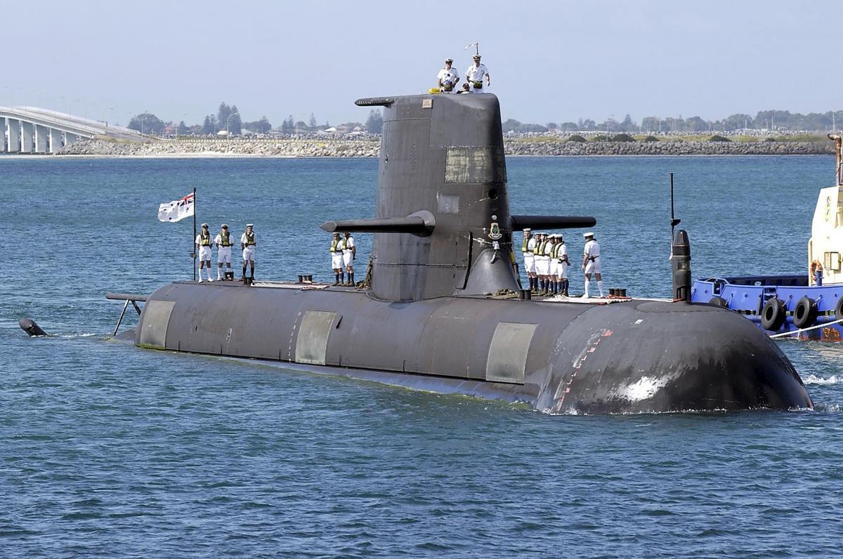 Australia France defence deal