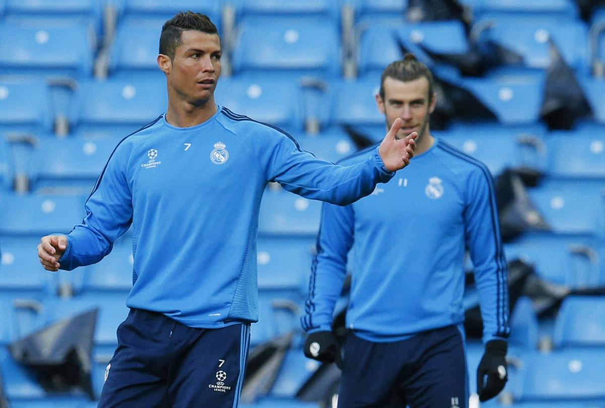Cristiano Ronaldo-Gareth Bale