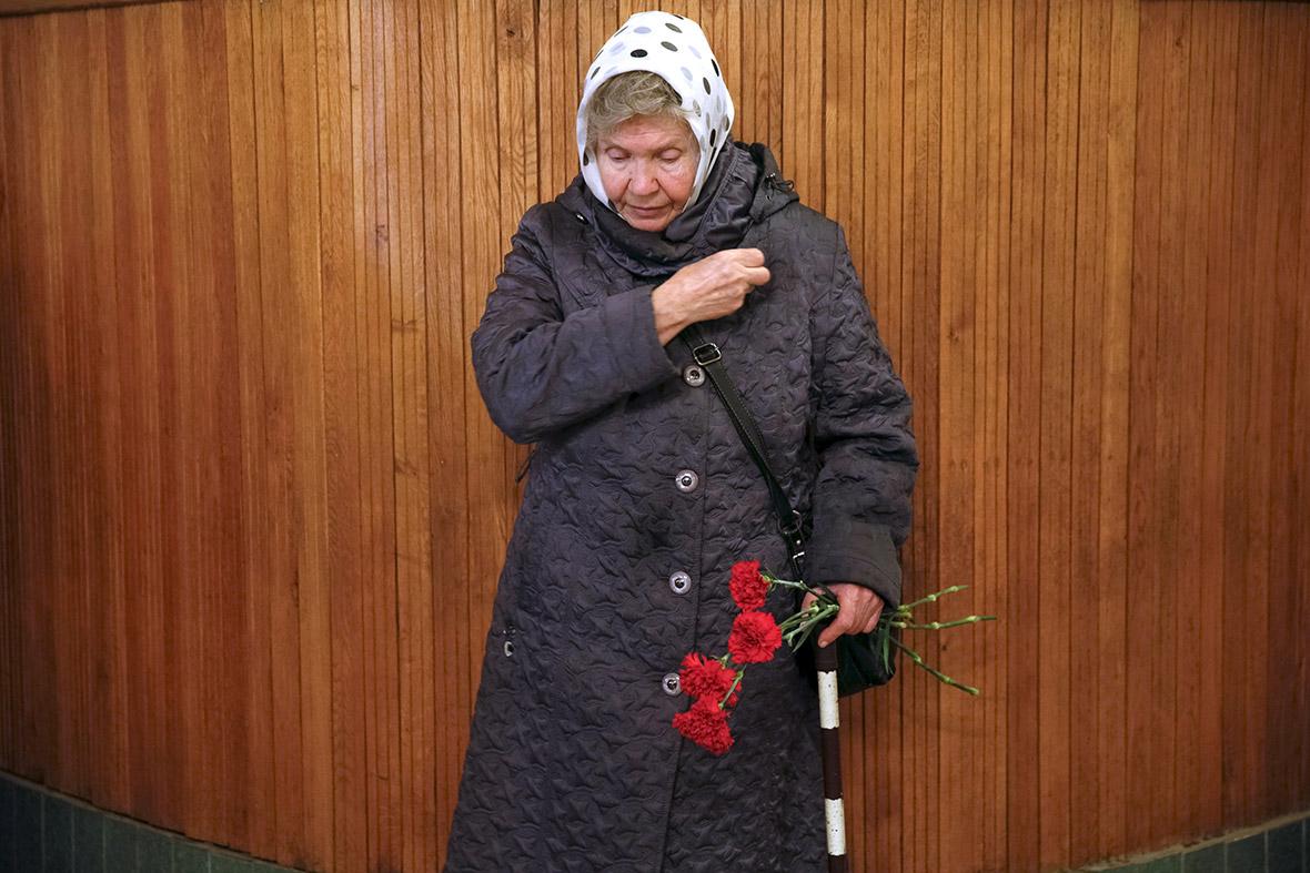 Chernobyl memorial