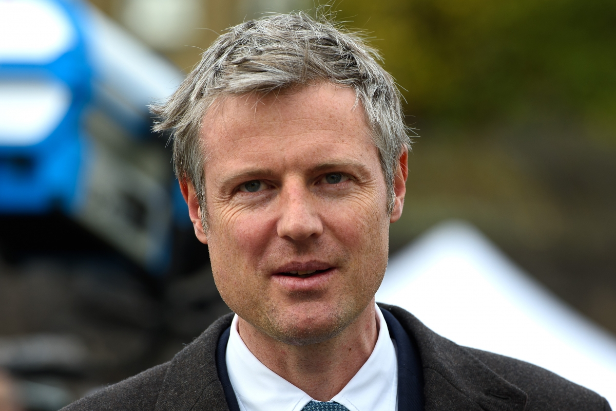 Zac Goldsmith London mayoral election