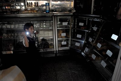 Venezuela power cuts