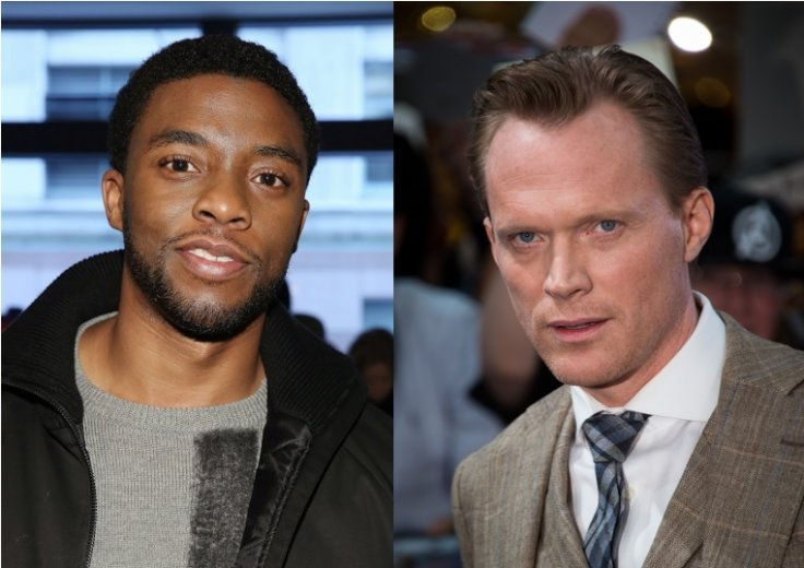 Chadwick Boseman and Paul Bettany