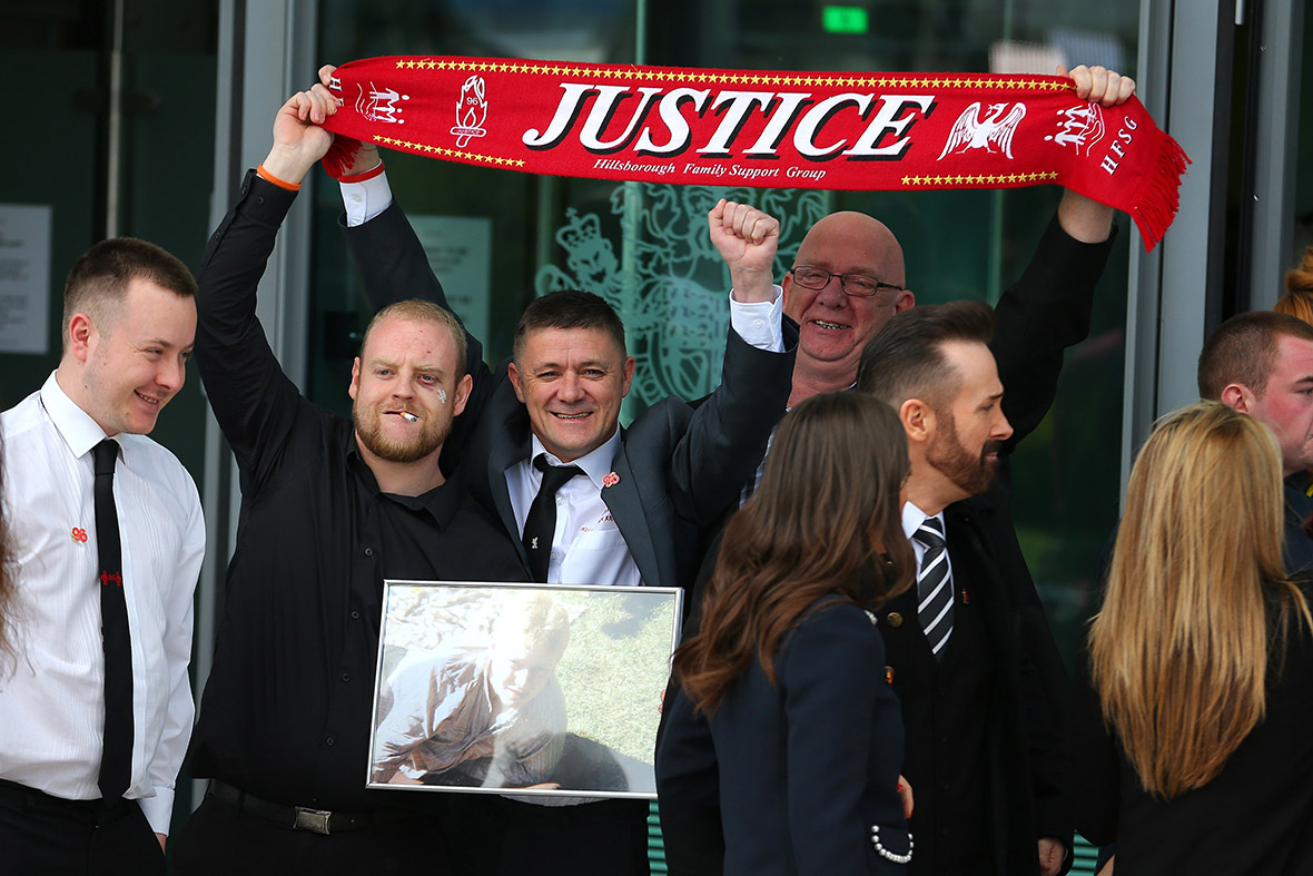 Hillsborough verdict