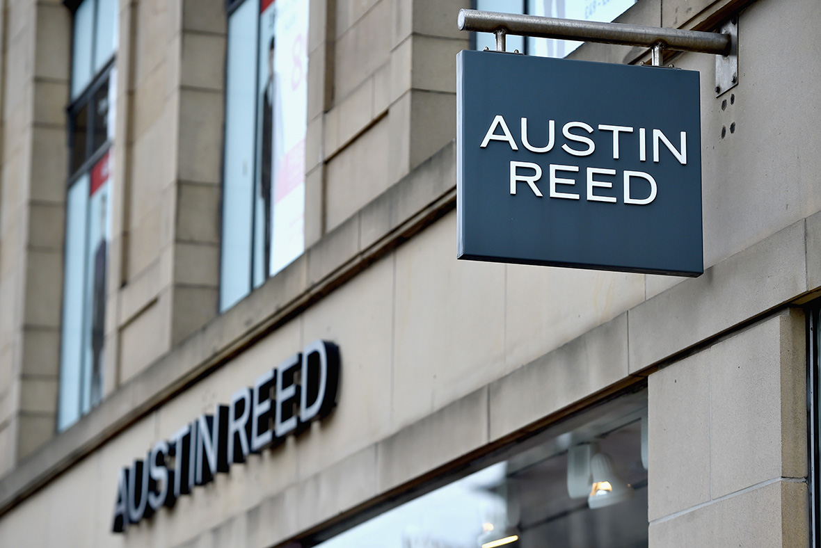 Austin Reed Death Of The Queen S Tailor And Off The Peg Suit Pioneer