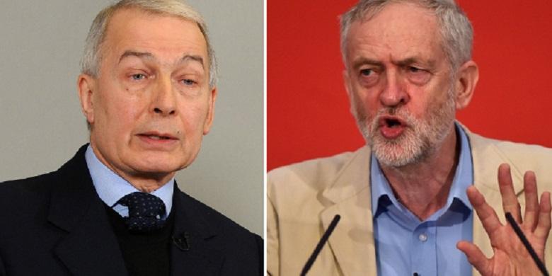 Frank Field and Jeremy Corbyn